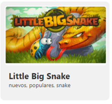 Littlebignake.io tusjuegos.io juegos io juegos gratis